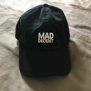 0db8648c5e3 Mad Decent Accessories - Diplo Mad Decent Logo Black Dad Hat Baseball Cap